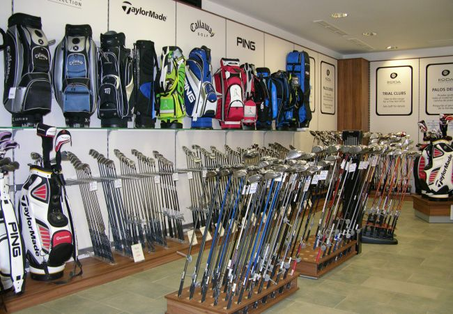 Equipment of Golf