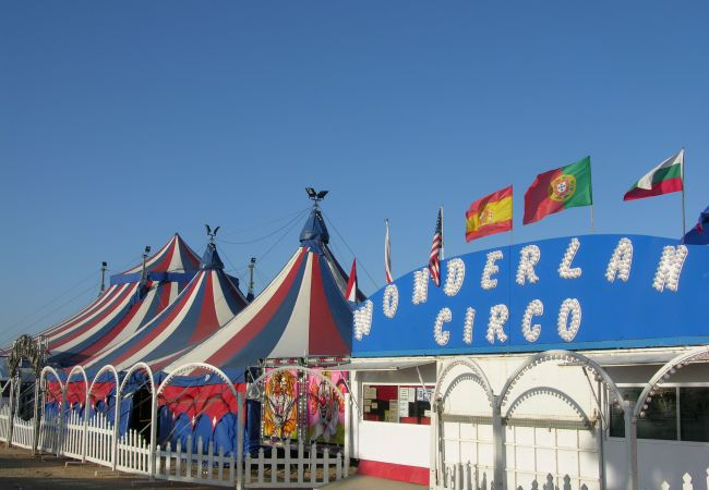Wonderlan Circo at Roda