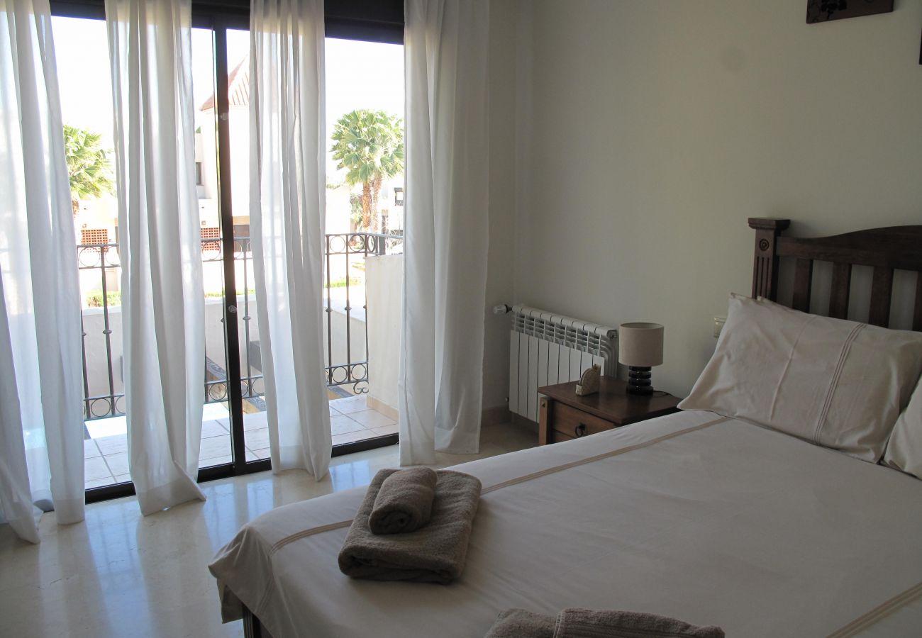 Beautiful Double Bedroom of Roda Golf Resort House
