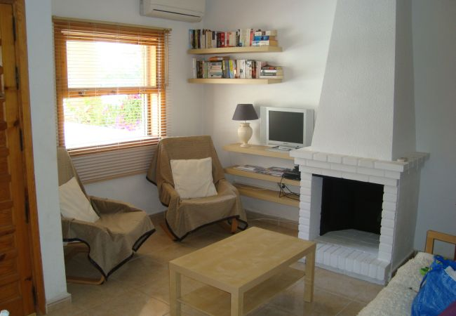 Beautiful house with confortable living room