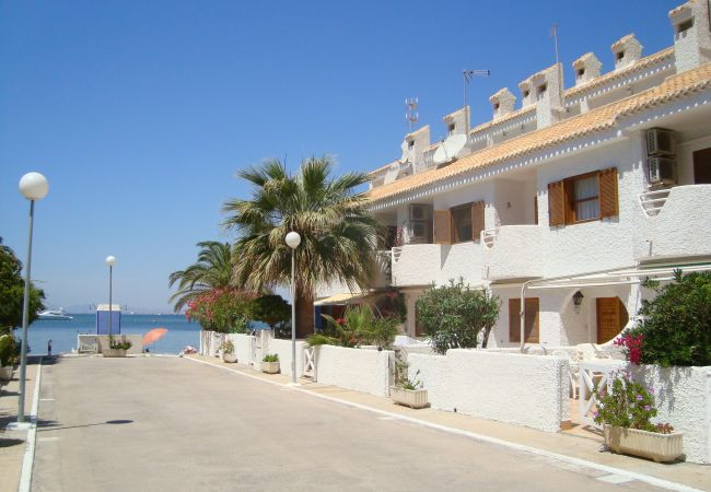 House in La Manga del Mar Menor - Casa Rosa