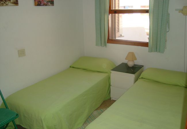 Beautiful sinlge bedroom of Casa Tulipan