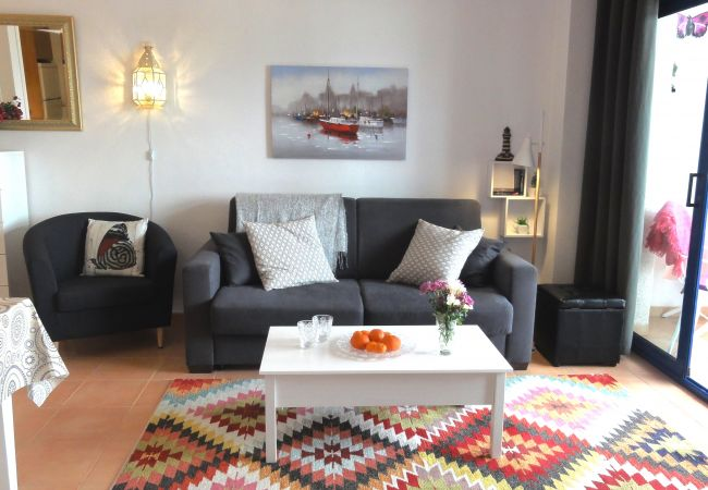 Beautiful Living Room of Verdemar Apartment