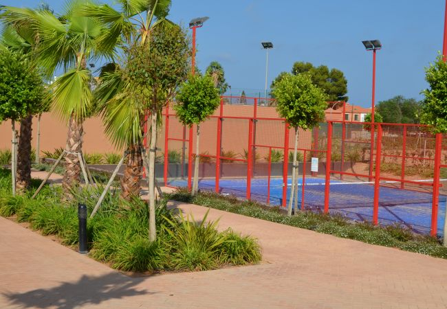 Tennis Center in Mar de Cristal