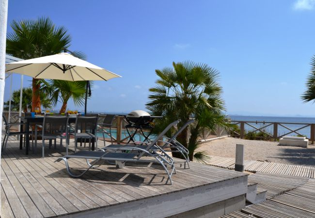 Beautiful sea views from Arenales complex - Resort Choice