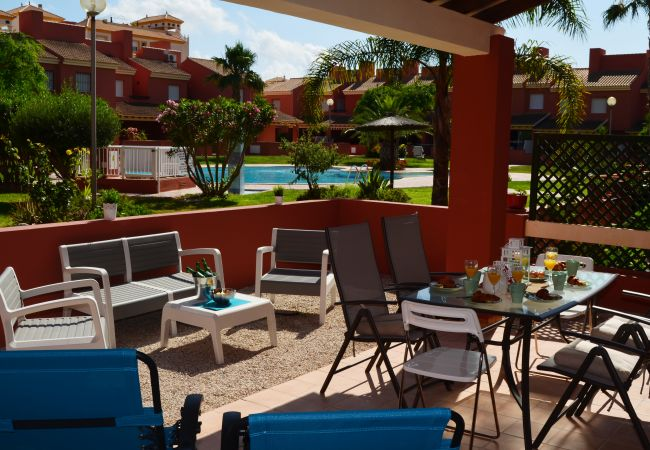 Apartment with well equipped terrace - Resort Choice