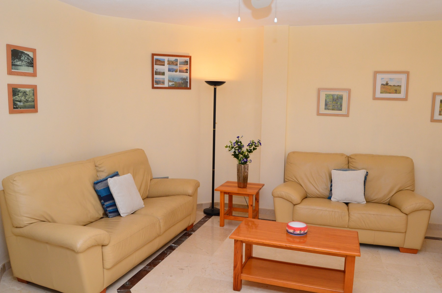Large Communal Pool In Puerto Vallarta Resort Choice Spacious Living Room With Beautiful Furniture