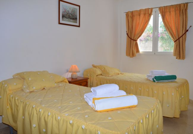 Two single bed bedroom with furniture - Resort Choice