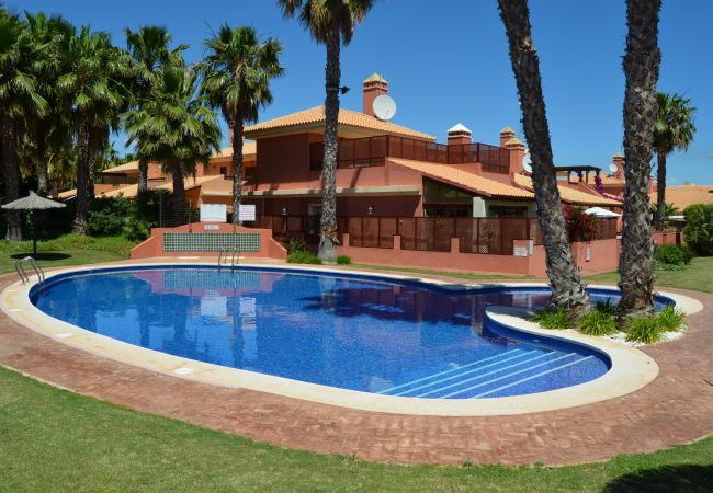 Beautiful communal swimming pool of Arona 1 Complex - Resort Choice