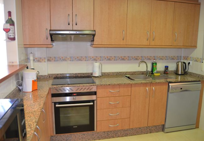 Modern well equipped Kitchen - Resort Choice