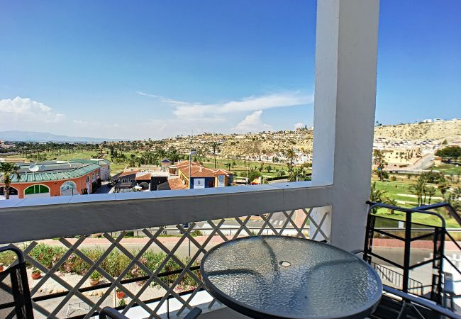 Apartment in Rojales - Apartment Vistas La Marquesa Golf