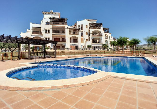 Apartment in Baños y Mendigo - Vistas Golf - El Valle