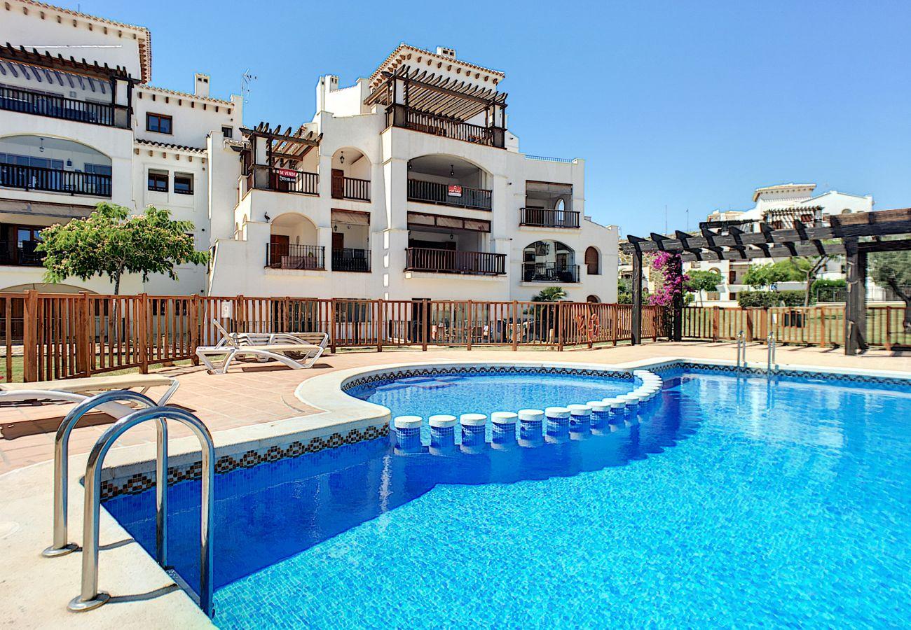 Apartment in Baños y Mendigo - Vistas Golf - El Valle
