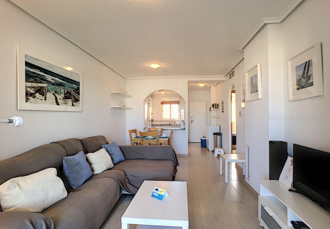 Apartment in Mar de Cristal - Ribera Beach 3 - 1009