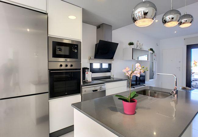 Apartment in San Pedro del Pinatar - Pueblo 2  - Penthouse Rosa