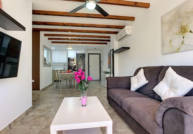 Apartment in Mar de Cristal - Miraflores Apartment - 1309