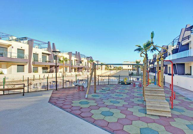 Apartment in Pilar de la Horadada - Playa Elisa Apartment @ Mil Palmeras