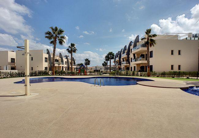 Apartment in Pilar de la Horadada - Paya Elisa Bay - Sun & Fun