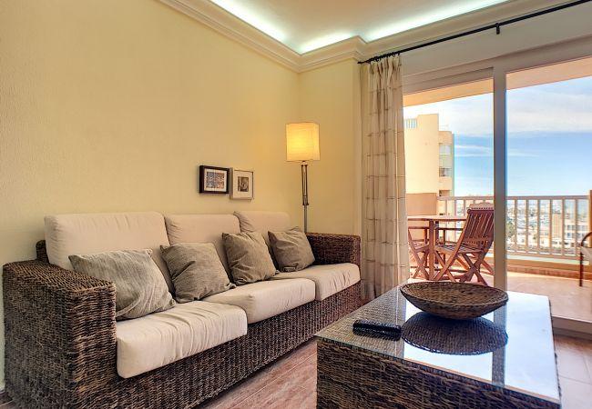 Apartment in La Manga del Mar Menor - Los Miradores del Puerto - DK