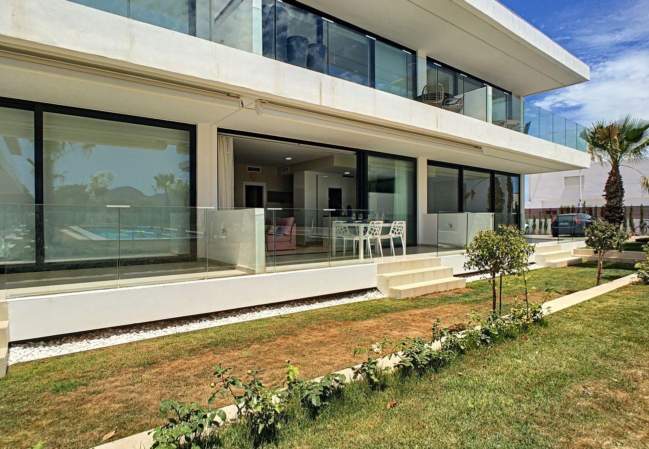 Apartment in Mar de Cristal - Antilia Terraces Apartment - 1609