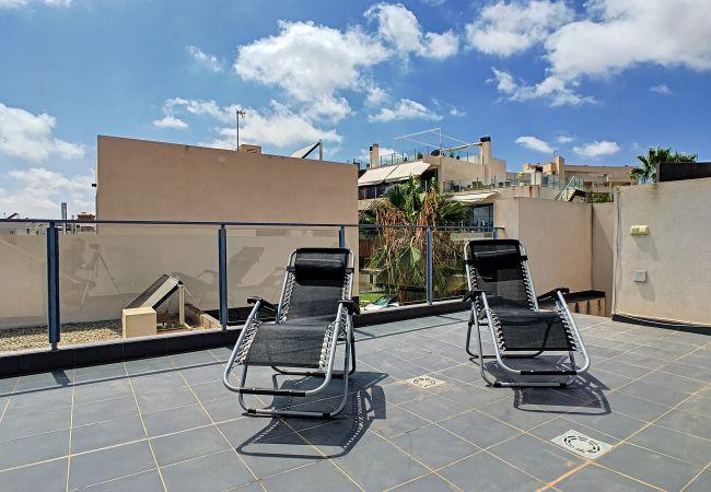 Bungalow in Orihuela Costa - Casa La Fuente Murano 407