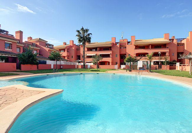 Apartment in Mar de Cristal - Albatros Playa 1 - 35071