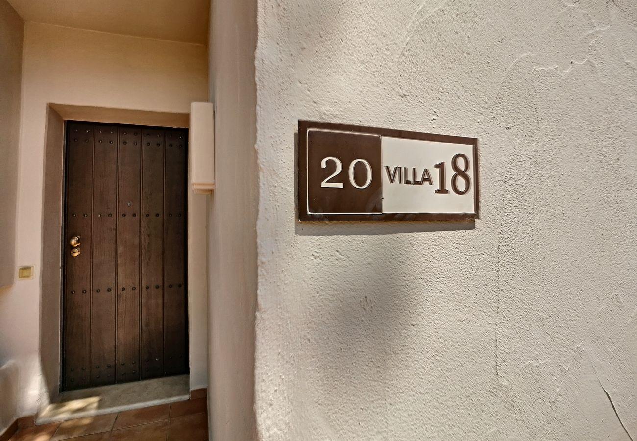 Villa in Roda - Roda Golf Villa 0508