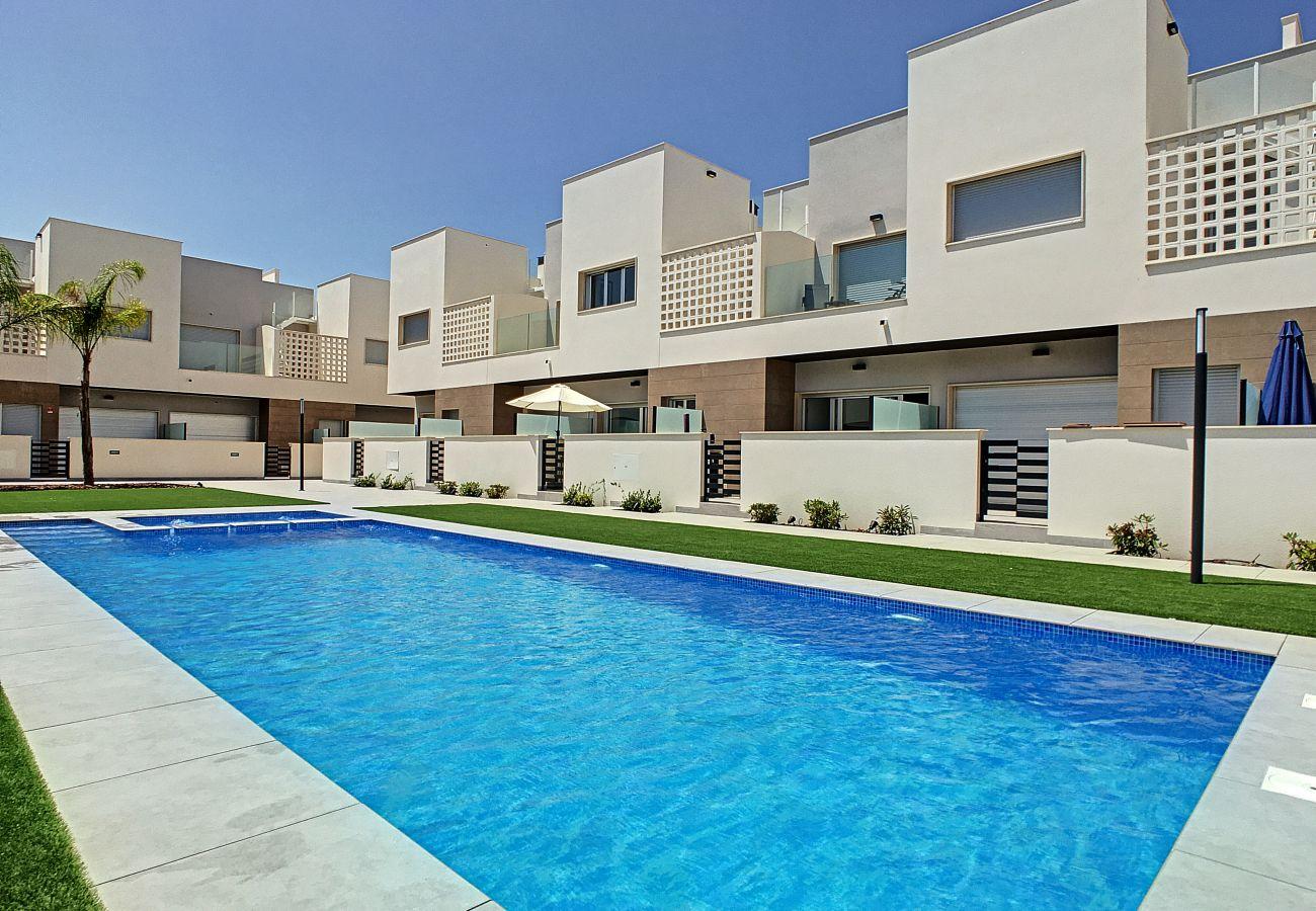 House in Santiago de la Ribera - Azucena Del Mar V - 3109
