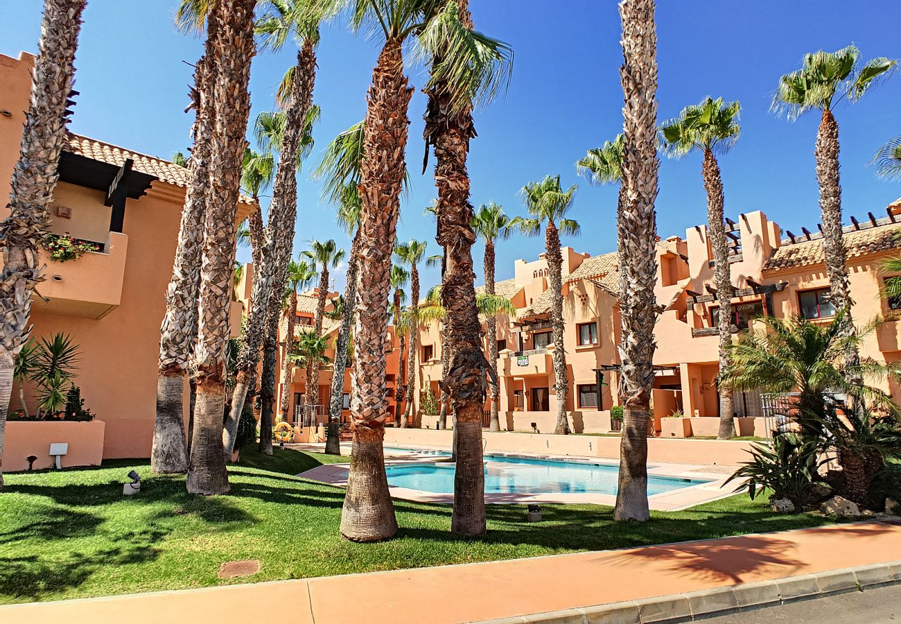 Apartment in Los Alcazares - Nueva Ribera Beach Club - 2B8