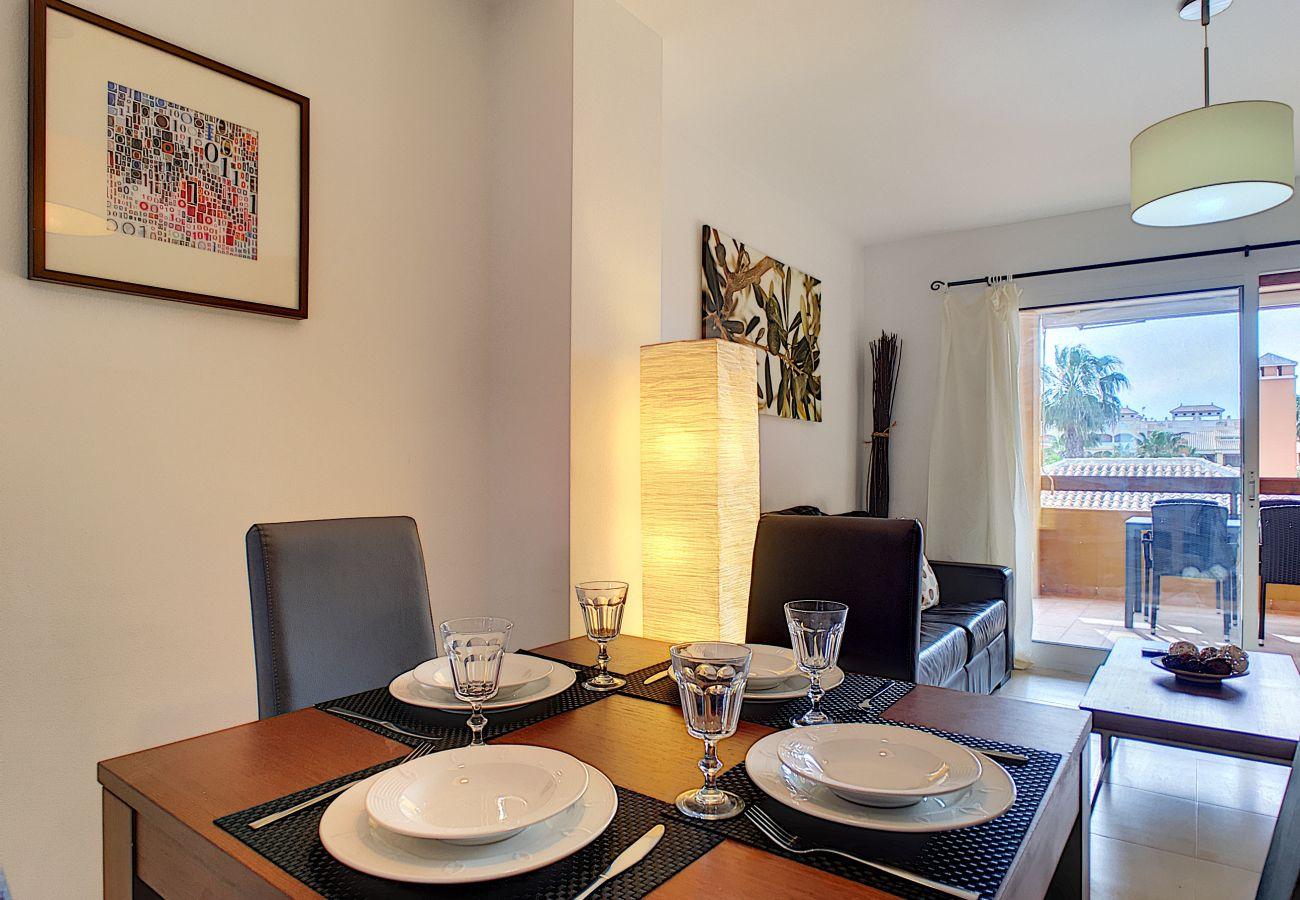 Apartment in Mar de Cristal - Albatros Playa 3 - 3409