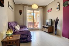 Apartment in Mar de Cristal - Mid Term Ribera Beach 2 - 0709