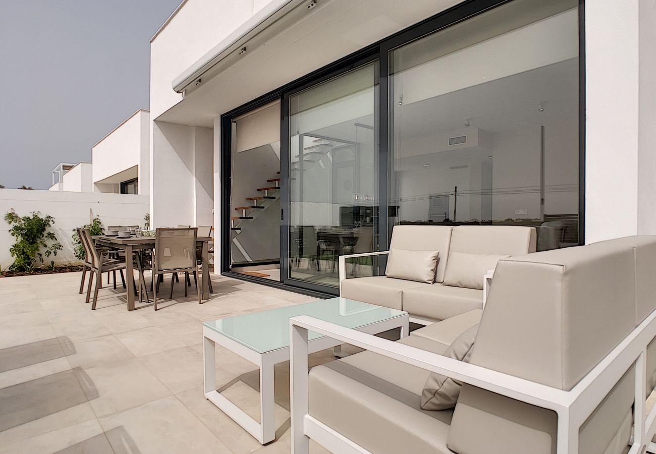 Villa in Mar de Cristal - Villas Alamos - 4509