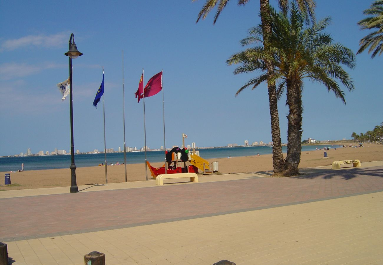 Апартаменты на Mar de Cristal - Albatros Playa 2 - 6405