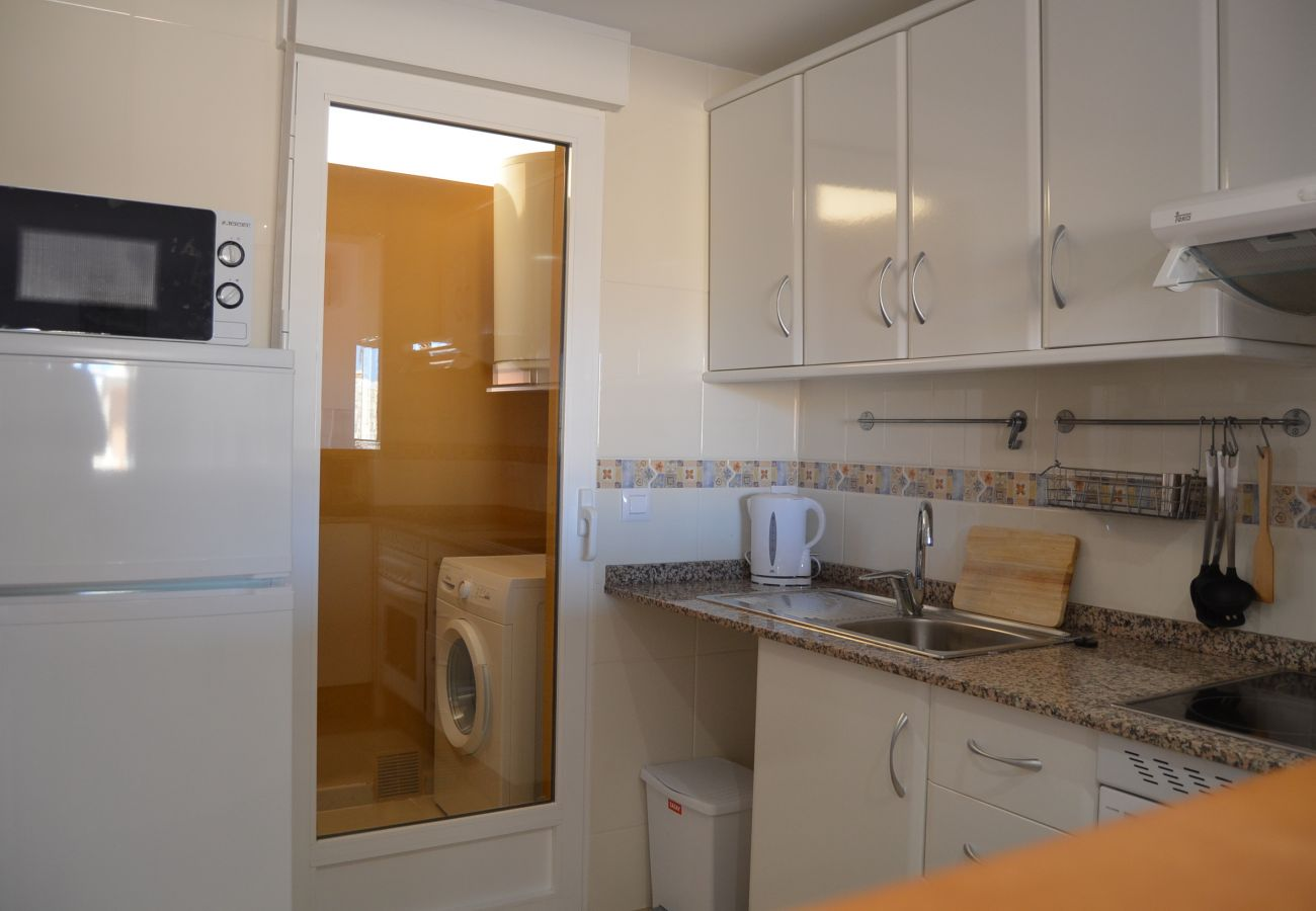 Апартаменты на Mar de Cristal - Albatros Playa 3 - 7208