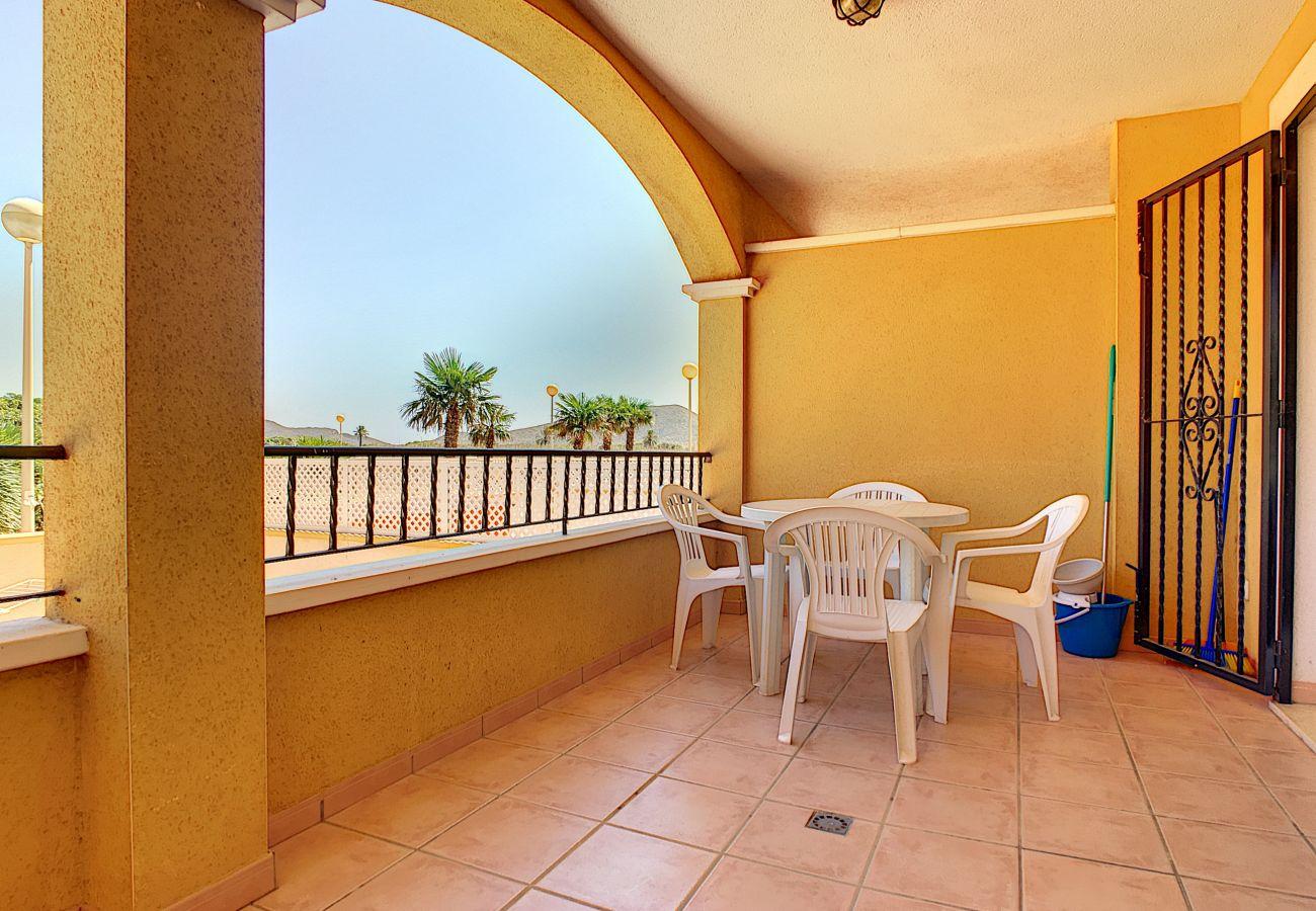 Апартаменты на Mar de Cristal - Ribera Beach 3 - 0306