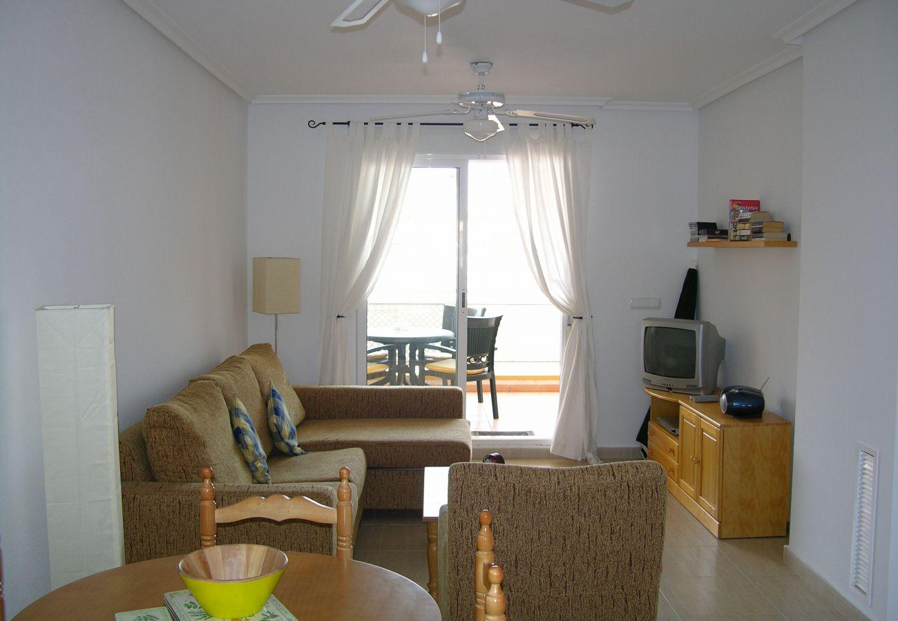 Апартаменты на Mar de Cristal - Ribera Beach 3 - 5107
