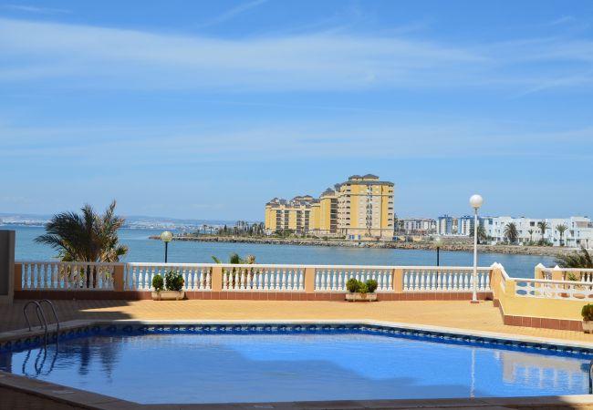 Апартаменты на La Manga del Mar Menor - Seychelles Apartment - 6506