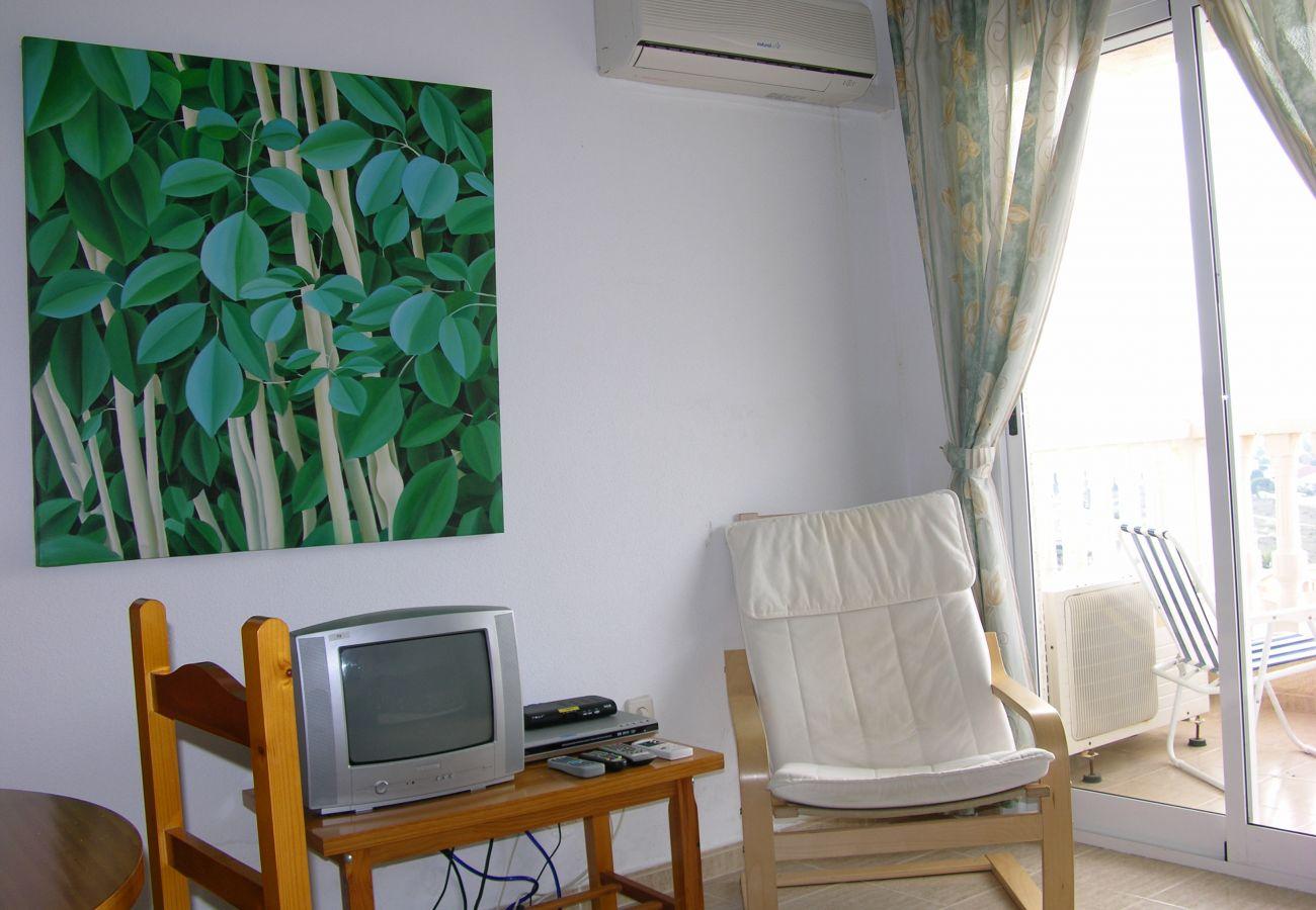 Апартаменты на Playa Paraiso - Villa Cristal - 4005