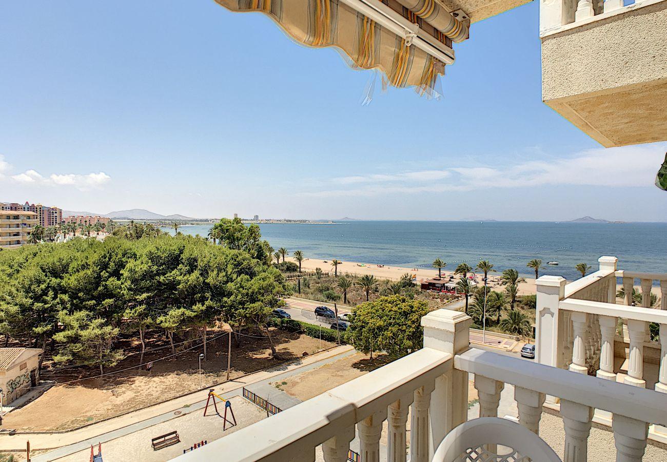Апартаменты на Playa Paraiso - Villa Cristal - 5608