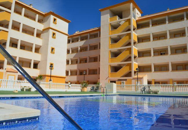Апартаменты на Mar de Cristal - Ribera Beach 3 - 0809