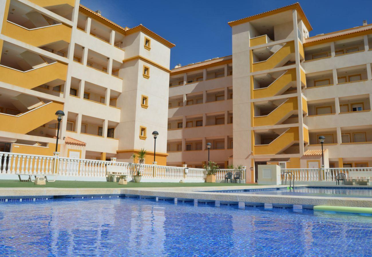 Апартаменты на Mar de Cristal - Ribera Beach 3 - 1009