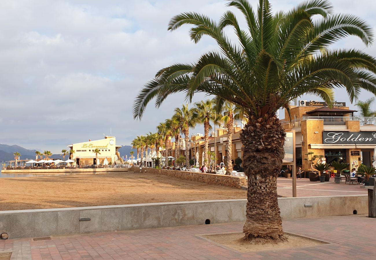 Вилла на Puerto de mazarron - Villa Perla - Puerto de Mazarron