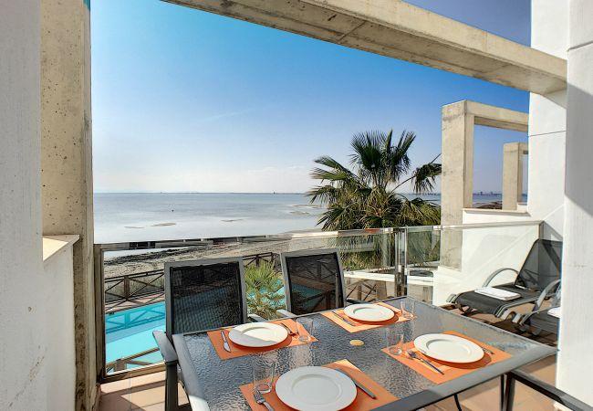 Апартаменты на La Manga del Mar Menor - Arenales - Van de Sype 111