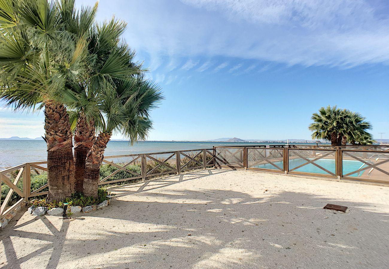 Апартаменты на Манга де Мар Менор / La Manga del Mar Menor - Arenales - Van de Sype 111