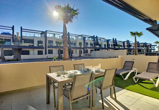 Апартаменты на Pilar de la Horadada - Playa Elisa Apartment @ Mil Palmeras