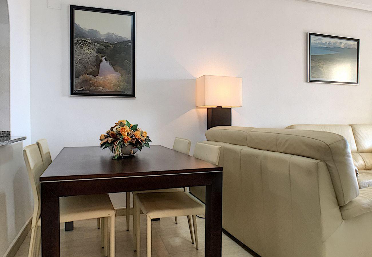 Апартаменты на Mar de Cristal - Ribera Beach 2 - 1509