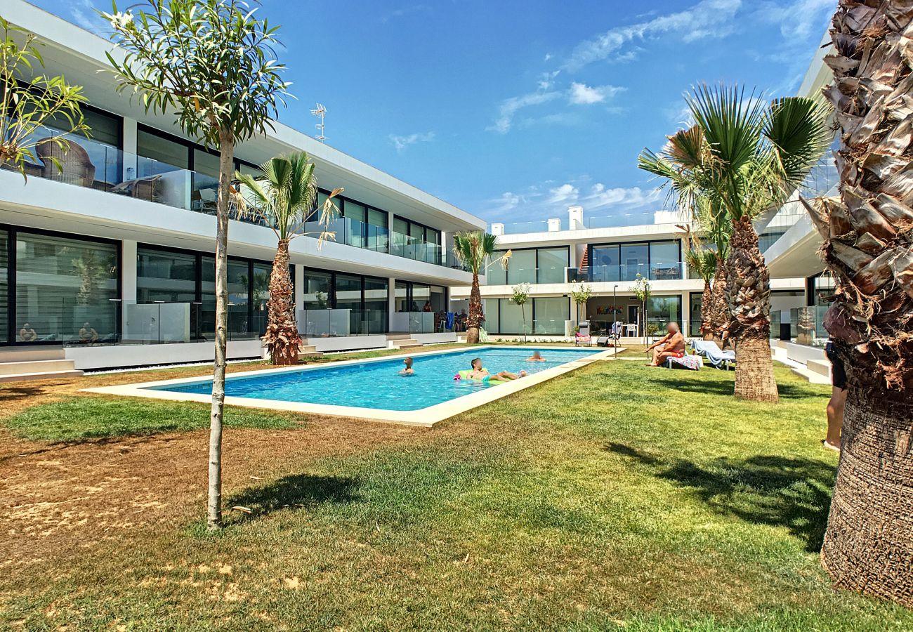 Апартаменты на Mar de Cristal - Antilia Terraces Apartment - 1809