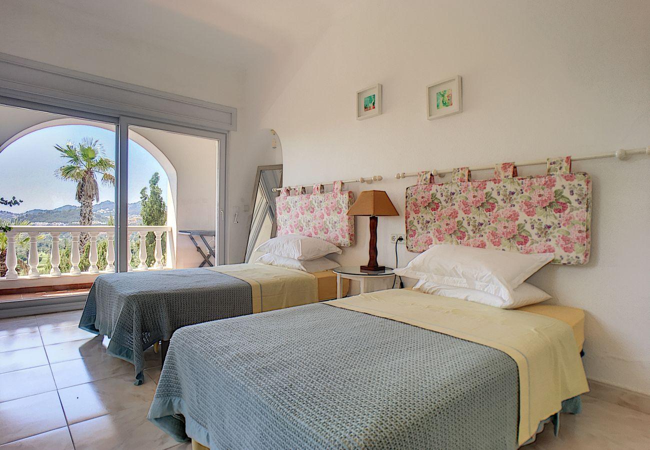 Апартаменты на La Manga Club - Buena Vista Los Arcos 36A