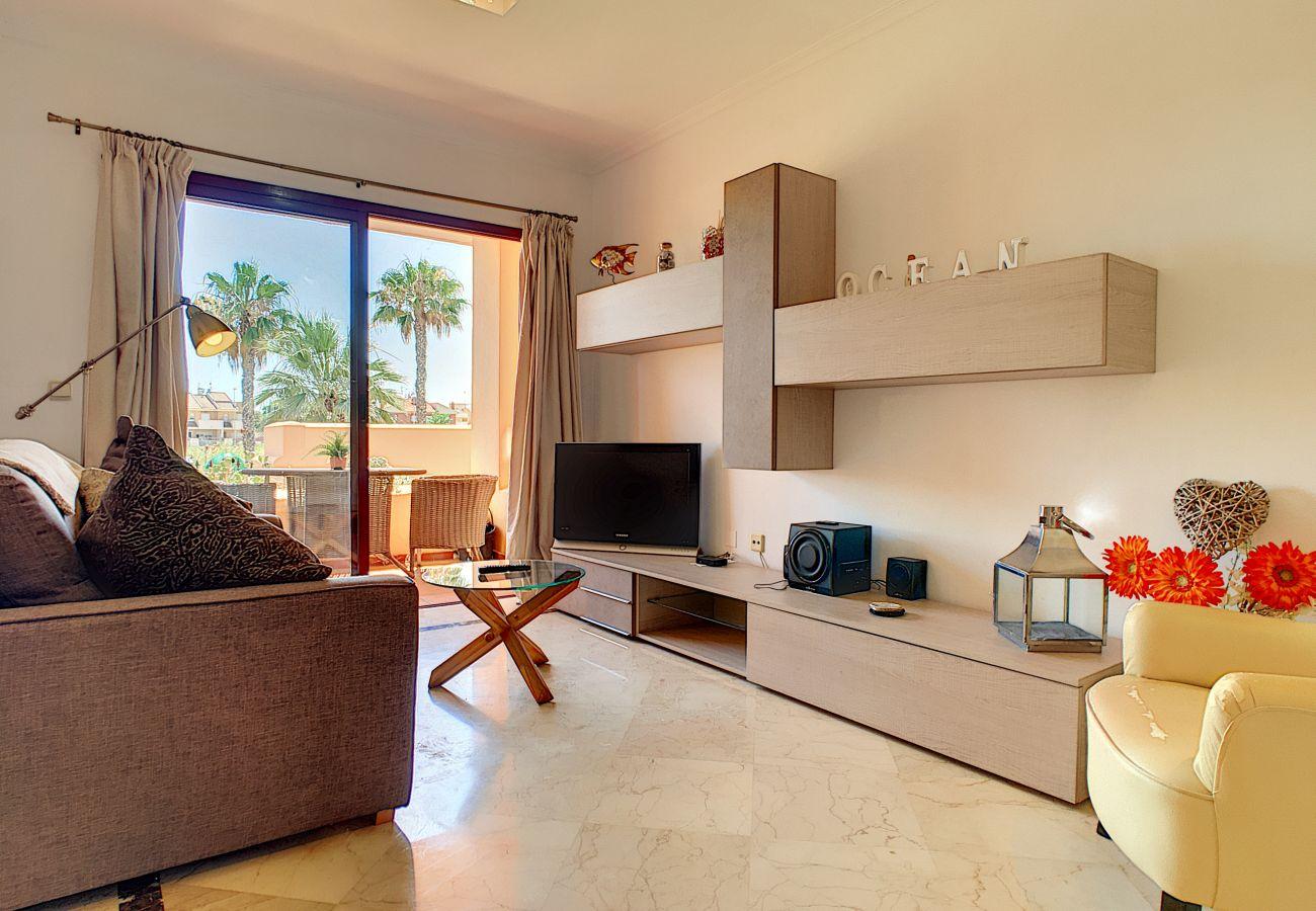 Апартаменты на Los Alcazares - Nueva Ribera Beach Club - 2B8